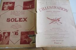 L'ILLUSTRATION 19 Mai 1928-RUSSIE ROUGE-CEREMONIES AU SIAM - ROUMANIE - BULGARIE - DESTRUCTION DU CORINTHE-SPHERE LUNE - Journaux - Quotidiens