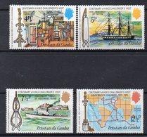 TRISTAN DA CUNHA  Timbres Neufs ** De 1973  ( Ref 5901) Transports - Bateaux - Challenger - Tristan Da Cunha