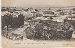 C. P. A. - BIZERTE - VUE GÉNÉRALE PRISE DU FORT D'ESPAGNE - N. D. - Túnez