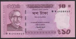 Bangladesh 10 Taka 2012 P54a UNC - Bangladesh