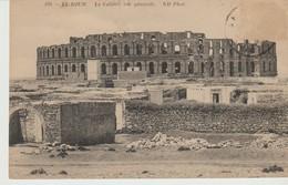 C. P. A. - EL DJEM - LE COLISÉE - VUE GÉNÉRALE - N. D. - 109 - Túnez