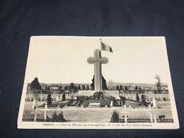 VERDUN Cimetiere Militaire Du Faubourg Pavé - La Tombe De Sept Soldats Inconnus - Verdun