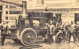 Services Des Sapeurs-Pompiers De La Ville De Paris - Pompe à Vapeur à Traction Automobile - Cecodi N'102 - France