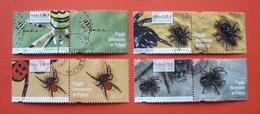 Poland 2013 - Used (o) With Tabs - Spiders --- Pologne Polen Polonia --- 323 - 1944-.... République