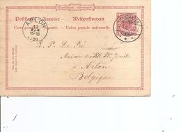 Allemagne ( CP De 1900 De Hargarten  Vers La Belgique à Voir) - Deutschland
