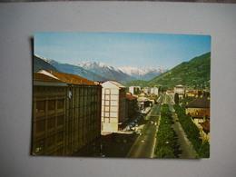 AOSTA  -  AOSTE  -  Corso Battaglione  -  ITALIE - Aosta