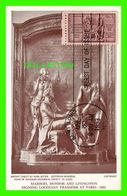 FDC - LOUISIANA 1803-1953 - MARBOIS, MONROE & LIVINGSTON SIGNING LOUISIANA TRANSFER AT PARIS 1803 - - Cartes-Maximum (CM)