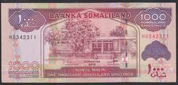 Somaliland 1000 Shillingi 2015 P20d UNC - [ 6] Colonies
