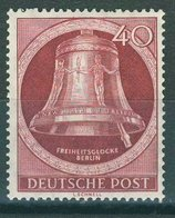 Germany - West Berlin - 1951 Freedom Bell 40pf. Red - Sg.86  - MNH** - [5] Berlin