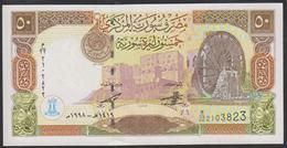 Syria 50 Pound 1998 P107 UNC - Siria
