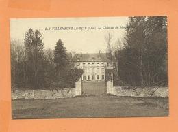 CPA -La Villeneuve Le Roi -( Oise) - Château De Marivault - Altri Comuni