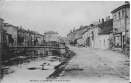 55 - FRESNES-EN-WOEVRE - RUE DE METZ - Other Municipalities