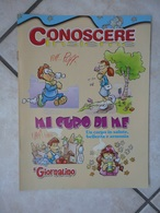 Conoscere Insieme - Opuscolo - Mi Curo Di Me - Un Corpo In Salute, Bellezza E Armonia -  IL GIORNALINO - Books, Magazines, Comics
