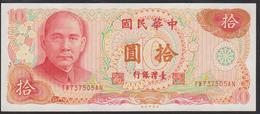 Taiwan 10 Yuan 1976 P1984  UNC - Taiwan