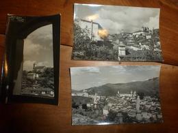 Lot De 3  Cartes Postales Du BRESIL (OURO PRETO VISTA PARCIAL TROPIA (N° 23-28-43) - Brazilië