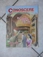 Conoscere Insieme - Opuscolo - Il Mondo Sotto Di Noi -  IL GIORNALINO - Libri, Riviste, Fumetti