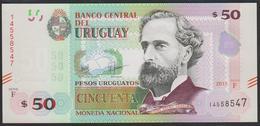 Uruguay 50 Pesos 2015 P94 UNC - Uruguay