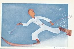 H241 - Illustrateur SAMIVEL - Le Maitre à Skier - Samivel