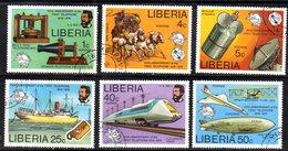 W1152 - MALDIVE 1974 , Centenario  UPU ITU  Usata - Maldive (1965-...)