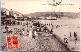 06 NICE - Promenade Des Anglais - Bains De Mer - Nice