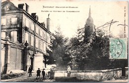 54 BACCARAT - Entrée Du Couvert De Gondrecourt - Baccarat