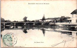 54 BACCARAT - Le Grand Pont - Baccarat