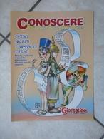 Conoscere Insieme - Opuscolo - Codici Segreti E Messaggi Cifrati - Storia E Curiosità -  IL GIORNALINO - Books, Magazines, Comics
