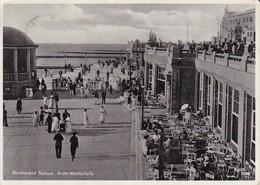 AK Nordseebad Borkum - An Der Wandelhalle - 1934 (38254) - Borkum