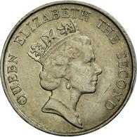 Monnaie, Hong Kong, Elizabeth II, 5 Dollars, 1988, TTB, Copper-nickel, KM:56 - Hong Kong