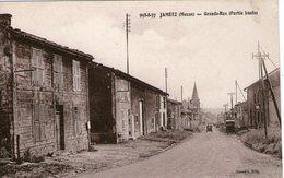 (83) CPA  Jametz  Grande Rue Partie Haute   (bon Etat) - Sonstige Gemeinden