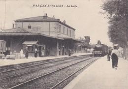 PAS DES LANCIERS  LA GARE - France