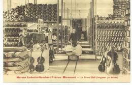 MIRECOURT -Maison Laberte-Humbert Frères - Le Grand Hall - Mirecourt