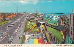 GREAT YARMOUTH - THE PLEASURE BEACH - Great Yarmouth