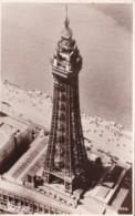 BLACKPOOL TOWER.  TOWER CACHET - Blackpool