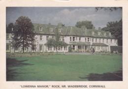 ROCK, NR WADEBRIDGE  - 'LOWENNA MANOR ' - England