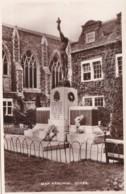 DOVER - WAR MEMORIAL - Dover
