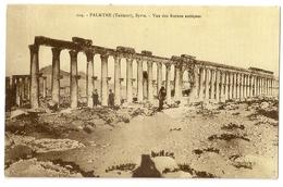 S7154 - Palmyre (Tadmor) - Vue Des Ruines Antiques (N°204) - Syrie