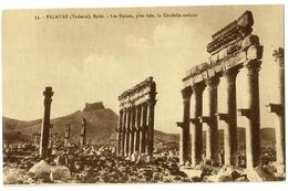 S7155 - Palmyre (Tadmor) - Les Ruines , Plus Loin, La Citadelle Antique (N°35) - Syrie