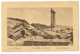 S7159 - Palmyre (N°13) - Les Ruines Du Temple - Carved Doorjam - Syrie