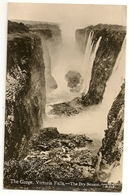 S7164 - The Gorge, Victoria Falls, The Dry Season - Zambie