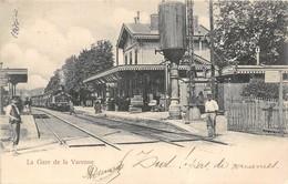 45 CP(SNCF:LA VARENNE+MARCOING+LERY-P+MANTES)+Légion+Aviation+Nus+Milit+Foire+Cressonnnières+Poudrerie+Divers... N°92 - Cartes Postales