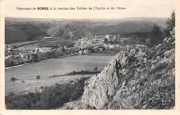 Panorama De BOMAL à La Jonction Des Vallées De L'Ourthe Et De L'Aisne - Durbuy