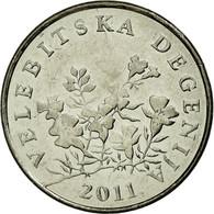 Monnaie, Croatie, 50 Lipa, 2011, SUP, Nickel Plated Steel, KM:8 - Croatie