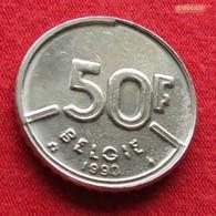 Belgium 50 Francs 1990 KM# 169 Belgie Belgica Belges Belgique - Belgique