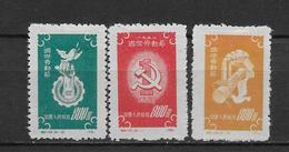 LOTE 1798  ///  (C250)  CHINA *MH - Nuovi