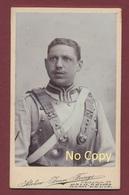 """Photo Portrait  Cuirassier Allemand En Armure Du Régiment Foto """" Kürassier Regt. Graf Gessler Nr.8  Deutz """" 10,5  X 6,5 - Regiments"""