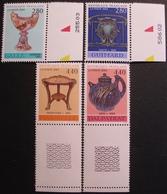 PTT/595 - 1994 - SERIE ARTS DECO - N°2854 à 2857 NEUFS** CdF - France