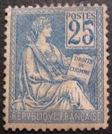 R1680/296 - 1900 - TYPE MOUCHON - N°118 (*) - 1900-02 Mouchon