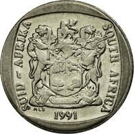 Monnaie, Afrique Du Sud, 2 Rand, 1991, SUP, Nickel Plated Copper, KM:139 - Afrique Du Sud