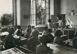 """CPSM FRANCE 73 """"Aérium Saint Louis Du Mont, Bassens, Une Salle De Classe"""" - France"""